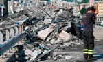 Tìm thấy 4 thi thể cuối cùng trong đống đổ nát vụ sập cầu tại Ý