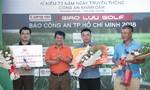 Giải golf giao lưu Báo Công an TP.HCM