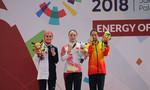 Hụt HCV Asiad 2018, thể thao Việt Nam dành hai HCB