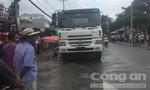 Thương tâm nữ sinh lớp 4 ở Sài Gòn bị xe ben tông tử vong
