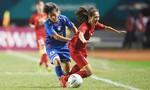 Bóng đá nữ Việt Nam dừng bước sau loạt đấu súng may rủi