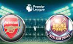 Arsenal –West Ham: Cơ hội để Pháo thủ sửa sai