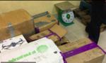 Phá đường dây vận chuyển ma túy từ Mỹ về Việt Nam