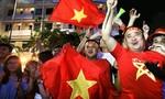 Trận Việt Nam - Syria: CSGT TP.HCM tung lực lượng đảm bảo giao thông