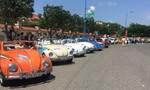 Dàn xe cổ độc đáo đọ dáng tại Festival Biển Vũng Tàu