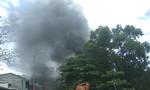 Cháy lớn nhà kho nhà hát múa rối cố đô Huế