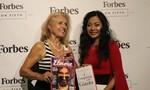 Doanh nhân Việt Nam đầu tiên ra mắt sách tại trụ sở Forbes ở New York