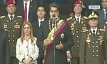 Tổng thống Venezuela cáo buộc Colombia đứng sau vụ ám sát mình