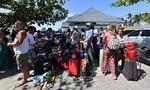 Hơn 1.200 du khách tại Indonesia được sơ tán sau động đất