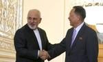 Ngoại trưởng Triều Tiên thăm Iran sau khi Mỹ áp lệnh trừng phạt