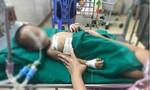 Nghịch súng hơi, bé trai 19 tháng tuổi bị đạn găm vào ngực