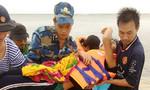Bộ đội Trường Sa liên tiếp cứu ngư dân gặp nạn