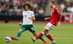 Clip trận Đan Mạch thắng Xứ Wales 2-0
