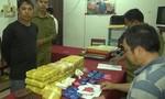 Bắt trùm ma túy tinh ranh cùng 114.000 viên thuốc lắc
