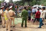 Tai nạn thảm khốc giữa xe bồn va xe khách, 11 người chết