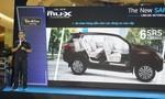 ISUZU Việt Nam trình làng hai mẫu xe mới D-MAX và mu-X