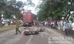 Thương tâm cô gái trẻ bị xe container cán trên đường về ra mắt nhà trai