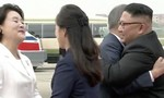 Nhà lãnh đạo Triều Tiên ra sân bay đón tổng thống Hàn Quốc