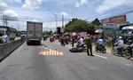 Người phụ nữ tử vong thương tâm sau va chạm giao thông