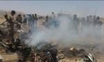 Trực thăng quân sự rơi ở Afghanistan, 10 người thương vong