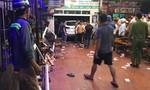 Ôtô lao vào quán nhậu, 9 thực khách bị thương
