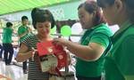 Cư dân chung cư Carina đón Co.op Food hoạt động trở lại