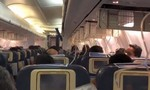 30 hành khách bị chảy máu tai, mũi vì phi công quên điều chỉnh áp suất