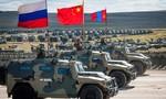 Châu Âu lo lắng trước các cuộc tập trận của Nga và Trung Quốc