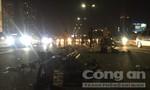 Chạy xe máy vào đường ô tô ở cầu Sài Gòn, đôi nam nữ tử vong