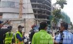 Nghi vấn 3 công nhân rơi từ công trình xây dựng xuống đất ở Sài Gòn