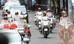 Thông tin về giao thông tại Hà Nội phục vụ lễ tang Chủ tịch nước