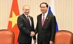 Tổng thống Putin chia buồn việc Chủ tịch nước Trần Đại Quang từ trần