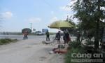 Tai nạn tại ngã tư, cụ ông tử vong dưới bánh xe tải