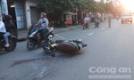 Cô gái bỏ chạy sau tai nạn chết người ở Sài Gòn