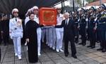 Tổ chức trọng thể Lễ truy điệu, Lễ an táng Chủ tịch nước Trần Đại Quang