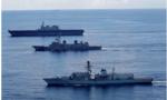 Tàu chiến Nhật đi qua Biển Đông để tập trận chung với Anh