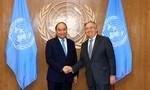 LHQ ủng hộ giải quyết tranh chấp ở Biển Đông bằng biện pháp hòa bình