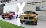 BMW X2 chính thức ra mắt tại thị trường Việt Nam