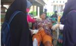 Động đất 7,5 độ richter ở Indonesia, nhiều toà nhà đổ sập