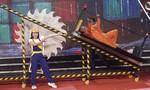 Ảo thuật gia 18 tuổi gây choáng với cỗ máy cưa ảo thuật lớn nhất Việt Nam