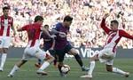 Hòa Bilbao, Barcelona lung lay vị trí nhất bảng