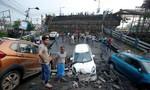 Sập cầu ở Ấn Độ, hàng chục người thương vong