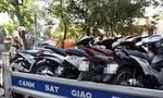 Đội CSGT Bàn Cờ tìm chủ sở hữu 46 xe gắn máy