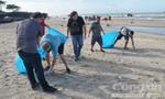 Nhiếp ảnh gia Thổ Nhĩ Kỳ nhặt rác tại bãi biển Long Hải
