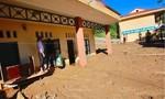 Nhiều trường học ở vùng lũ của Thanh Hóa chưa thể đón học sinh