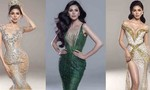 Hoa hậu Kim Nguyên chào năm 2019 bằng bộ ảnh rạng ngời
