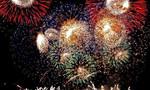 Biển người xem màn pháo hoa chào năm mới 2019 ở TP.HCM