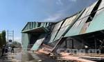 Cháy công ty gỗ ở Bình Dương, thiệt hại nặng về tài sản