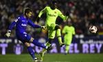 Vắng Messi, Barcelona thất bại trước Levante