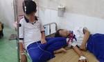 Nuốt dung dịch nước xúc miệng, hơn 40 học sinh nhập viện
